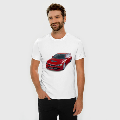 Мужская футболка премиум  Фото 03, Автомобиль (1)
