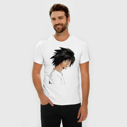 Мужская футболка премиум  Фото 03, L