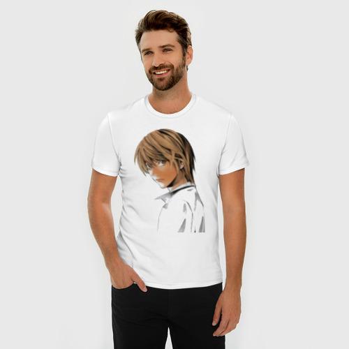 Мужская футболка премиум  Фото 03, Кира (2)