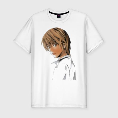 Мужская футболка премиум  Фото 01, Кира (2)