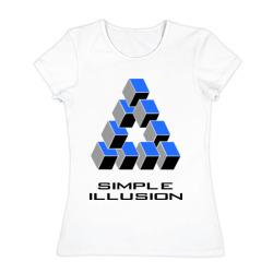 Simple illusion