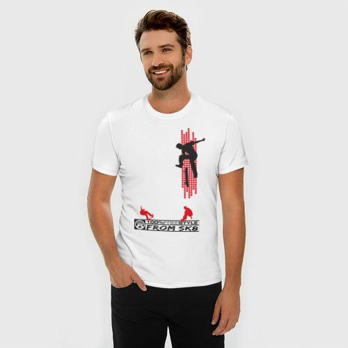Мужская футболка премиум  Фото 03, Freestyle (2)