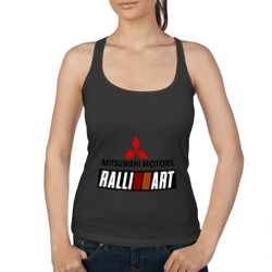 Mitsubishi rally art
