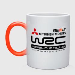 Mitsubishi wrc