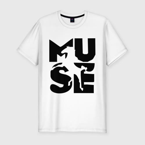 Мужская футболка премиум  Фото 01, Muse (2)