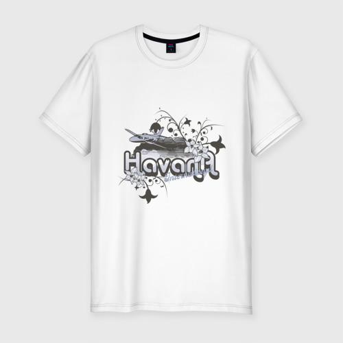 Мужская футболка премиум  Фото 01, Havana