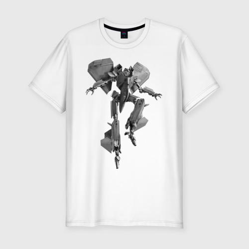 Мужская футболка премиум  Фото 01, Трансформеры