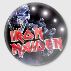 Iron maiden sign