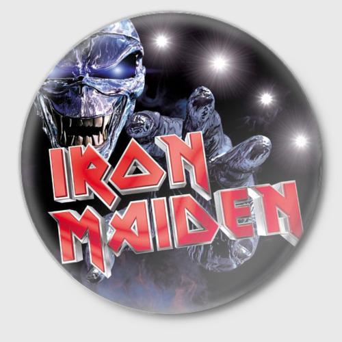 Iron maiden sign