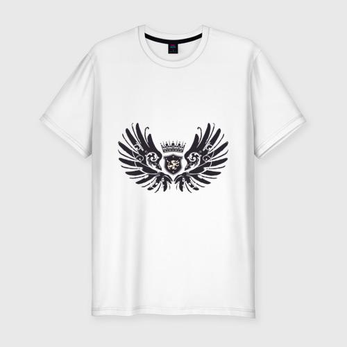 Мужская футболка премиум  Фото 01, Крылья (4)