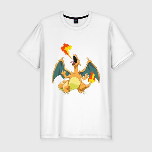 Мужская футболка премиум  Фото 01, Покемоны (8)
