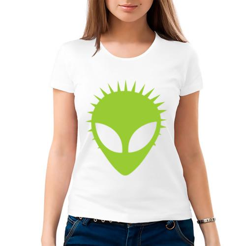 Женская футболка хлопок  Фото 03, Гуманоид