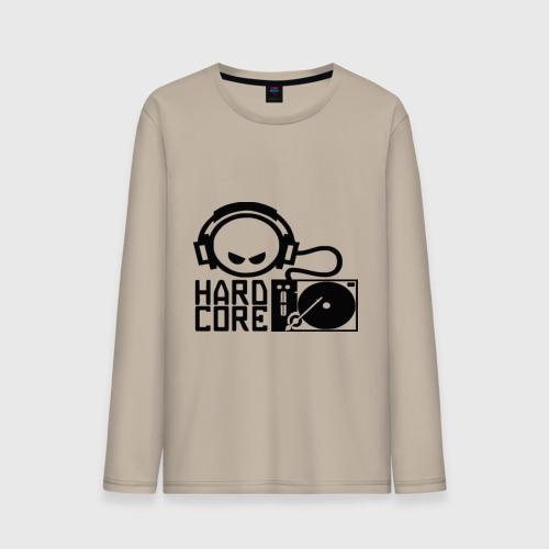 Hard core DJ