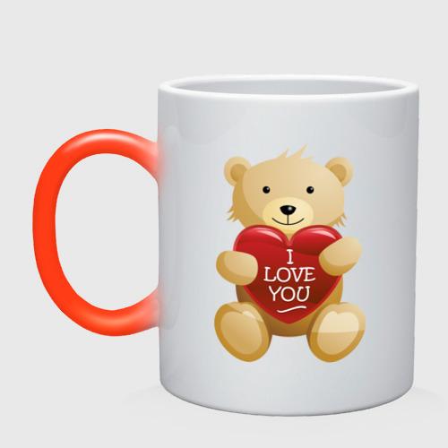Медведь с сердцем (3)