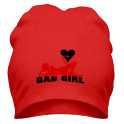 Bad girl with heart