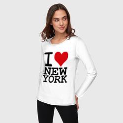 I love New York (NY)