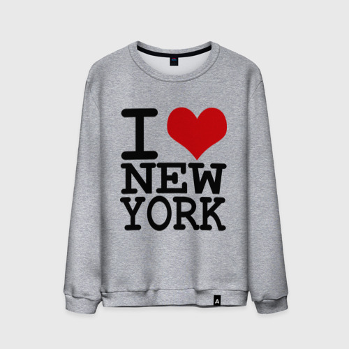I love New York (NY)