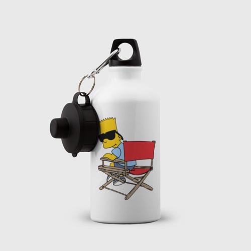 Бутылка спортивная  Фото 03, Барт Симпсон
