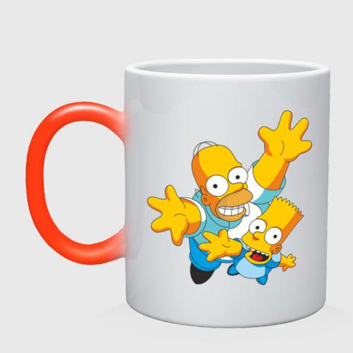 Гомер и Барт