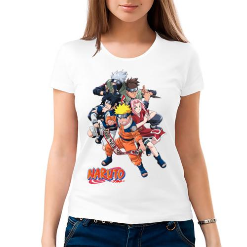 Женская футболка хлопок  Фото 03, Naruto (4)