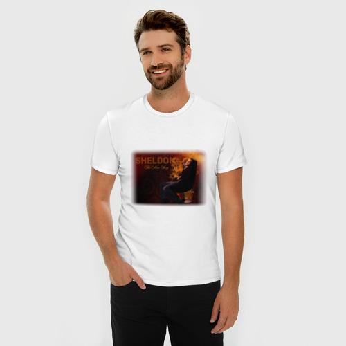 Мужская футболка премиум  Фото 03, ТБВ (2)