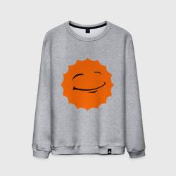 Смайл - довольное солнце