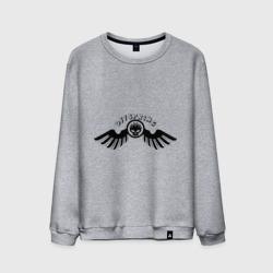 Offspring логотип с крыльями