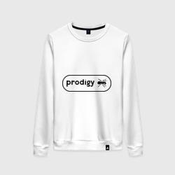 Prodigy лого с муравьем