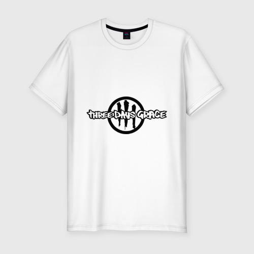 Мужская футболка премиум  Фото 01, Three Days Grace