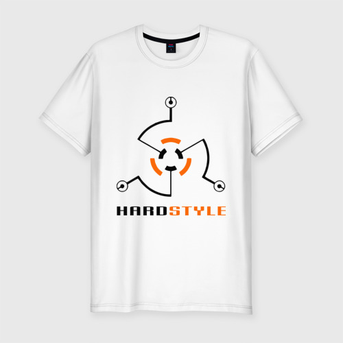 Мужская футболка премиум  Фото 01, Hardstyle (3)
