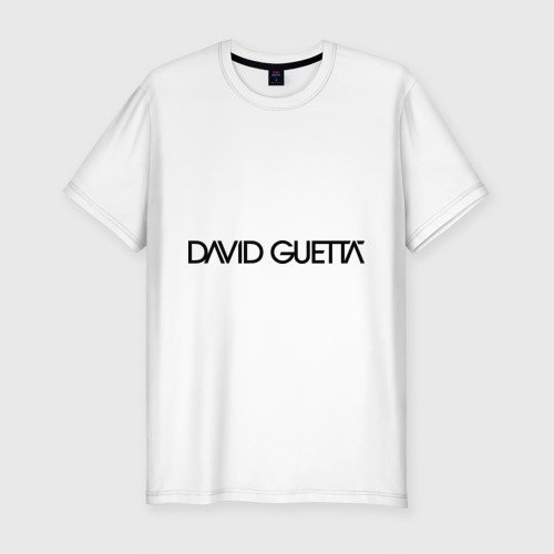 Мужская футболка премиум  Фото 01, David Guetta