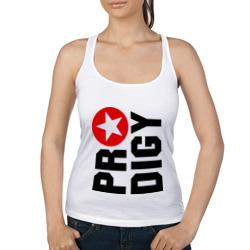 Prodigy лого со звездой