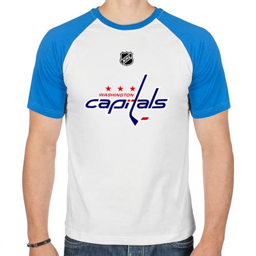 "Мужская футболка-реглан ""Washington Capitals Ovechkin"" - 1"