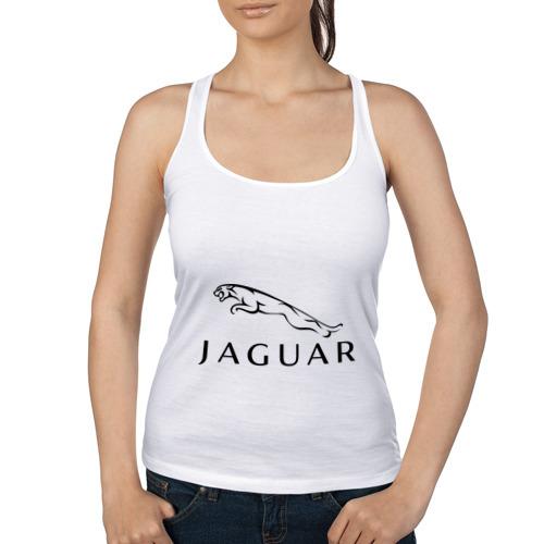 Женская майка борцовка  Фото 01, Jaguar