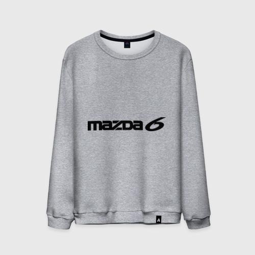 Мужской свитшот хлопок  Фото 01, Mazda 6