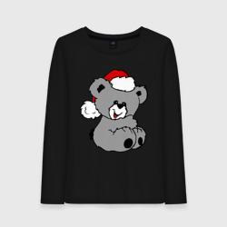 Милый медведь в шапочке