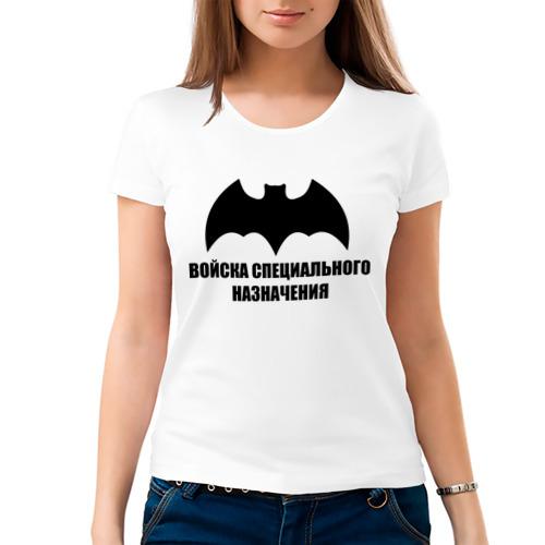 Женская футболка хлопок  Фото 03, Спецназ (2)