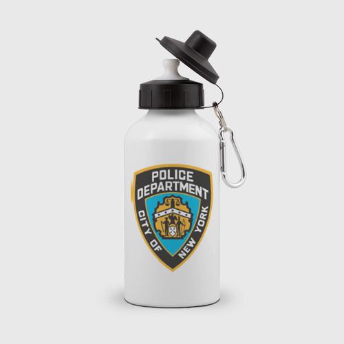 Бутылка спортивная N.Y.P.D.