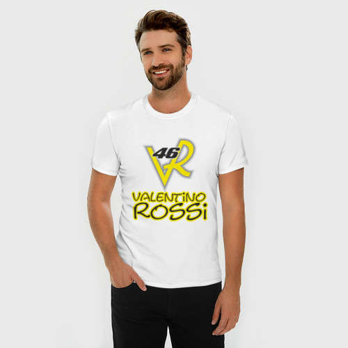 Мужская футболка премиум  Фото 03, Rossi (2)