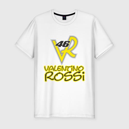 Мужская футболка премиум  Фото 01, Rossi (2)