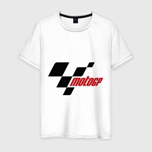 Мужская футболка хлопок Motogp