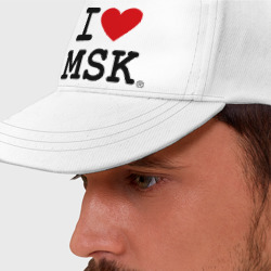 I love MSK (Moscow)