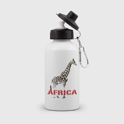 Бутылка спортивная Africa Фото 01