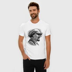 Ленин портрет гравюра