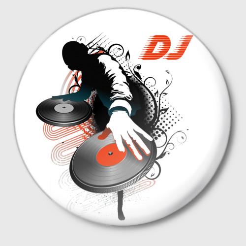 Значок DJ Blak