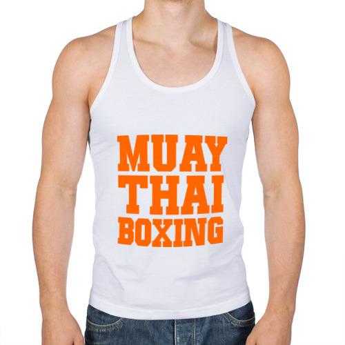 Мужская майка борцовка  Фото 01, Muay Thai Boxing