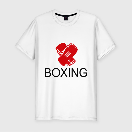 Мужская футболка премиум  Фото 01, Boxing