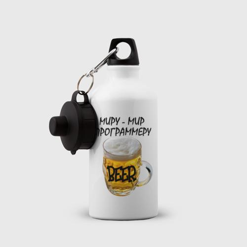 Бутылка спортивная  Фото 03, Программеру BEER
