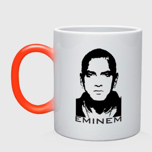 Кружка хамелеон Eminem