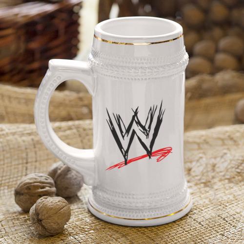 Кружка пивная  Фото 04, WWE